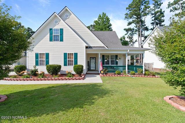 1111 Huff Drive, Jacksonville, NC 28546 (MLS #100277823) :: Carolina Elite Properties LHR