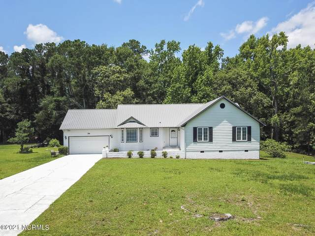 34 Country Club Drive, Shallotte, NC 28470 (MLS #100277825) :: Carolina Elite Properties LHR