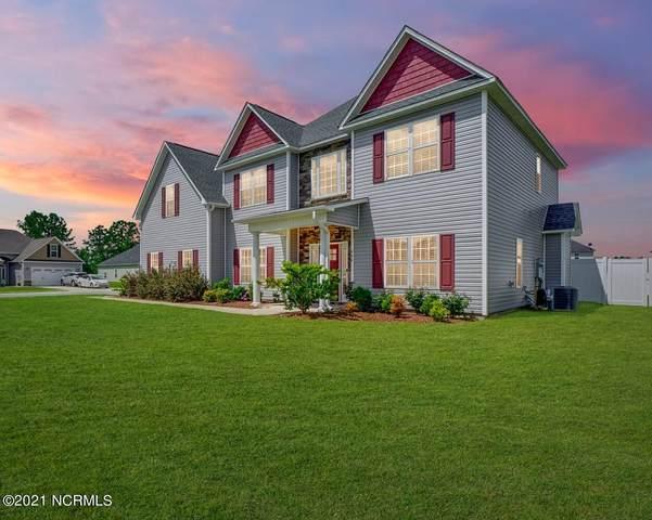 406 Whistling Heron Way, Swansboro, NC 28584 (MLS #100277836) :: RE/MAX Elite Realty Group