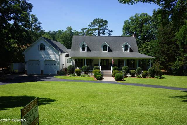 134 Lakeside Drive, Rockingham, NC 28379 (MLS #100277854) :: Welcome Home Realty