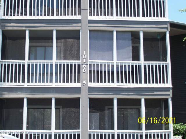 10166 Beach Drive SW #5106, Calabash, NC 28467 (MLS #100277880) :: Carolina Elite Properties LHR
