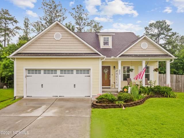 323 Jasmine Lane, Jacksonville, NC 28546 (MLS #100277906) :: Aspyre Realty Group | Coldwell Banker Sea Coast Advantage
