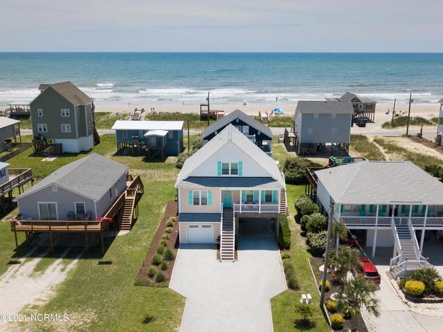1808 N New River Drive, Surf City, NC 28445 (MLS #100277907) :: Stancill Realty Group