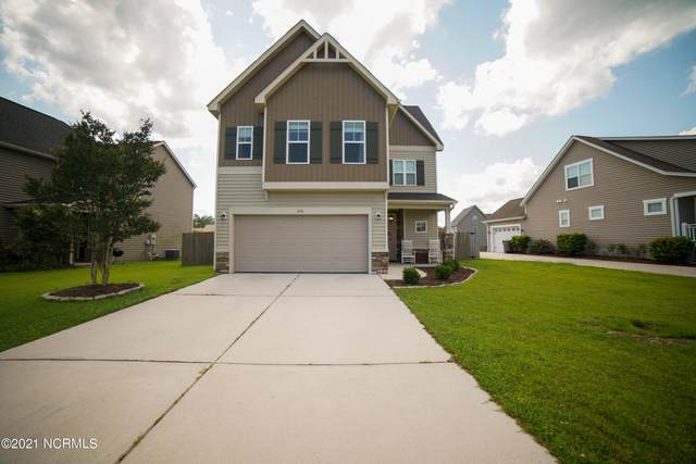408 Bald Cypress Lane, Sneads Ferry, NC 28460 (MLS #100277924) :: The Oceanaire Realty