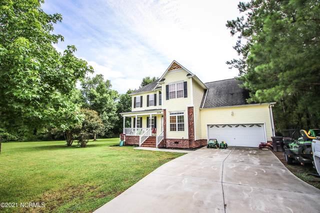 309 Chisholm Trail, Jacksonville, NC 28546 (MLS #100277935) :: Carolina Elite Properties LHR