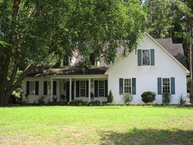 11280 Kerrimur Drive, Laurinburg, NC 28352 (MLS #100277936) :: Barefoot-Chandler & Associates LLC