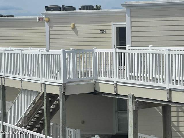 650 Salter Path Road #306, Pine Knoll Shores, NC 28512 (MLS #100277982) :: Courtney Carter Homes