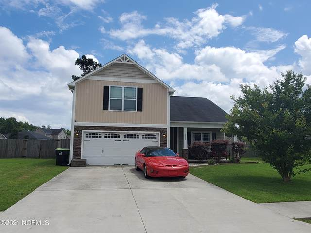 252 Channel Marker Loop, Swansboro, NC 28584 (MLS #100278003) :: Courtney Carter Homes