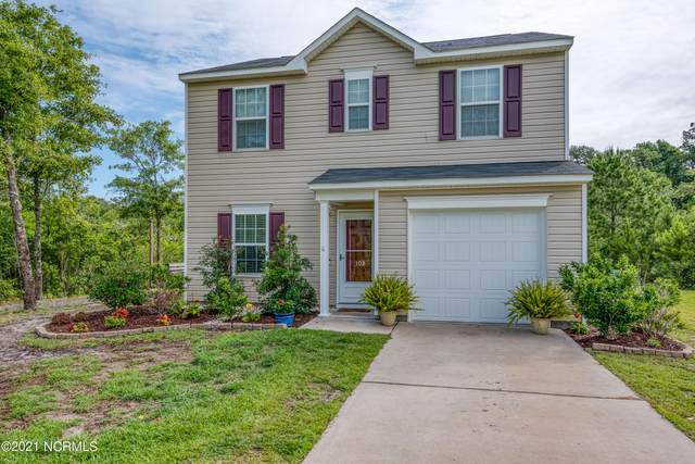 108 Chalet Road, Holly Ridge, NC 28445 (MLS #100278034) :: Courtney Carter Homes
