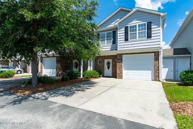 303 Triton Lane, Surf City, NC 28445 (MLS #100278063) :: Lynda Haraway Group Real Estate