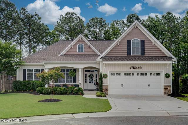 826 Riddick Court, Wilmington, NC 28409 (MLS #100278092) :: Great Moves Realty