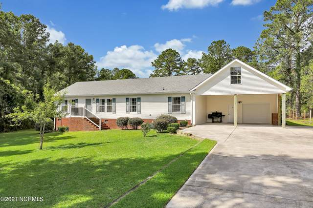 102 Benjamin Grant Court, Sneads Ferry, NC 28460 (MLS #100278093) :: The Oceanaire Realty