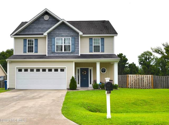 166 Backfield Place, Jacksonville, NC 28540 (MLS #100278132) :: Great Moves Realty