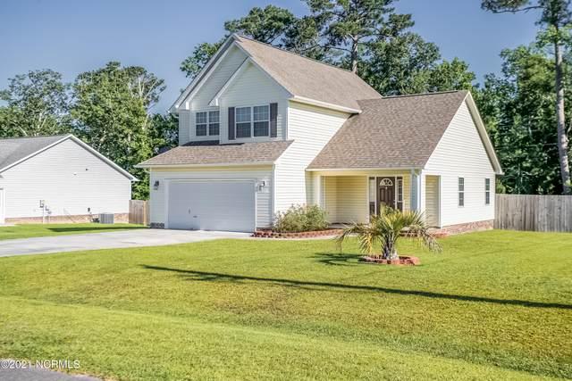 202 Gillespie Drive, Hubert, NC 28539 (MLS #100278193) :: Stancill Realty Group