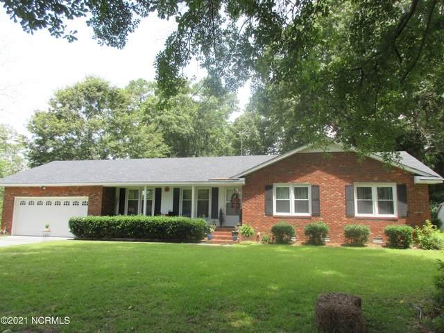 2468 Pine Knoll Drive, Kinston, NC 28504 (MLS #100278227) :: Holland Shepard Group