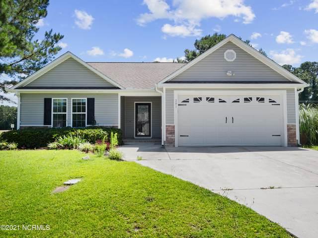 201 Demetrius Court, Hubert, NC 28539 (MLS #100278230) :: Lynda Haraway Group Real Estate