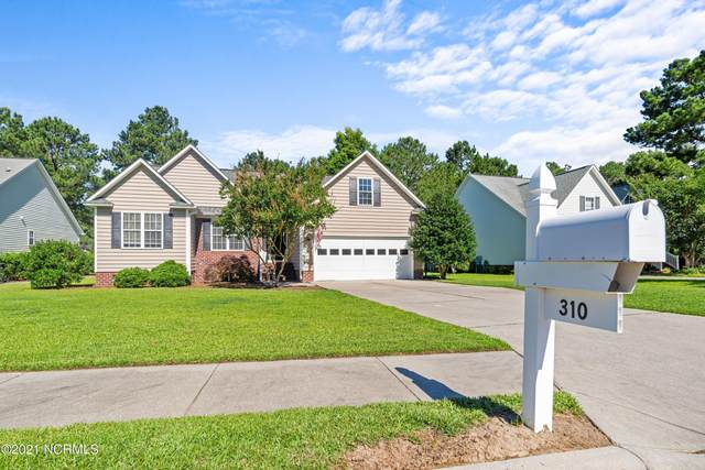 310 Belle Oaks Drive, New Bern, NC 28562 (MLS #100278240) :: Watermark Realty Group