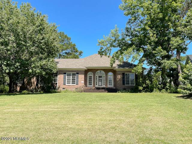 317 Pierpoint Drive, Wilmington, NC 28405 (MLS #100278250) :: Courtney Carter Homes