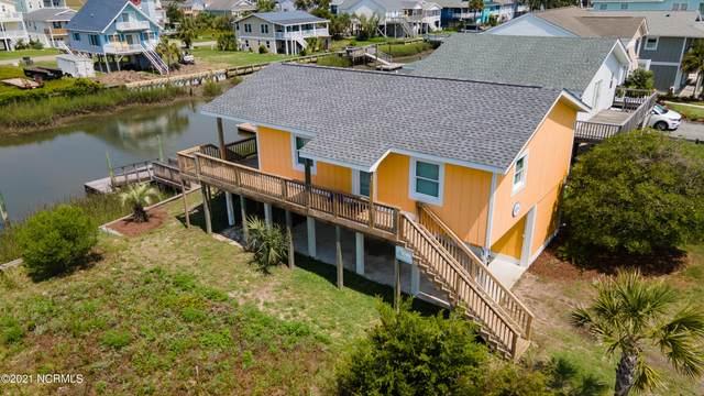 109 Marlin Drive, Holden Beach, NC 28462 (MLS #100278277) :: The Oceanaire Realty