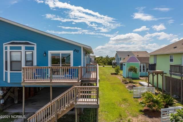 211 Coastal Drive, North Topsail Beach, NC 28460 (MLS #100278334) :: Holland Shepard Group