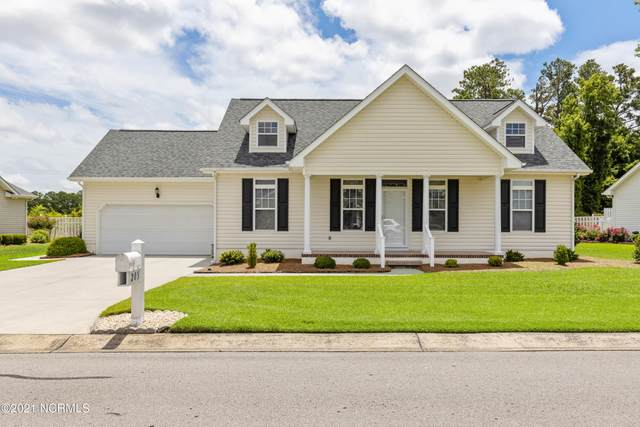 205 Carefree Lane, Morehead City, NC 28557 (MLS #100278337) :: The Oceanaire Realty