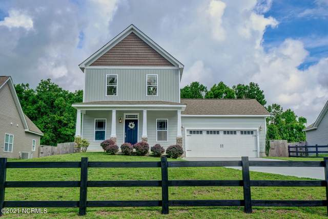 414 Hardison Road, Holly Ridge, NC 28445 (MLS #100278380) :: Great Moves Realty