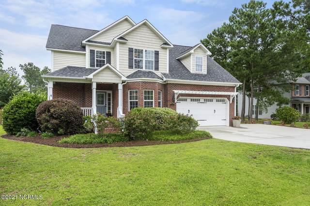 551 Majestic Oaks Drive, Hampstead, NC 28443 (MLS #100278390) :: CENTURY 21 Sweyer & Associates