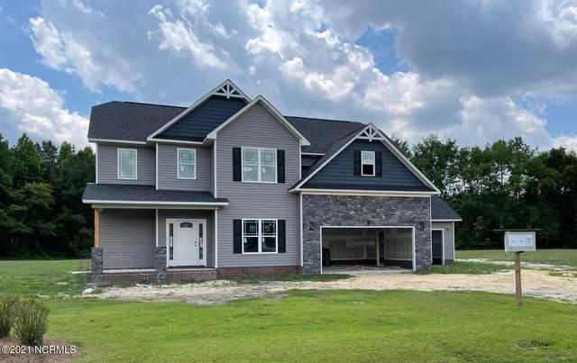 108 Pinecroft Drive, Dunn, NC 28334 (MLS #100278400) :: CENTURY 21 Sweyer & Associates