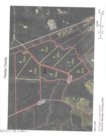 Lot C Joshua James Road, Maple Hill, NC 28454 (MLS #100278439) :: CENTURY 21 Sweyer & Associates