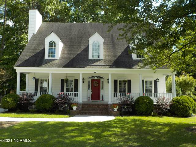 116 Sion Court, Rocky Mount, NC 27803 (MLS #100278491) :: Courtney Carter Homes