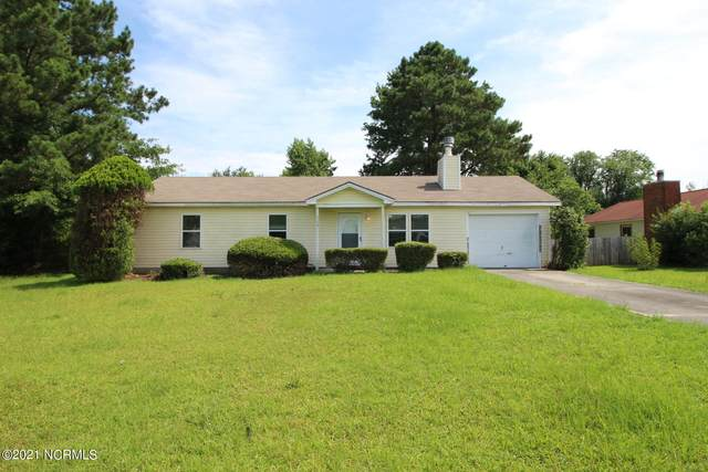 405 Forest Hill Drive, Havelock, NC 28532 (MLS #100278549) :: Lynda Haraway Group Real Estate