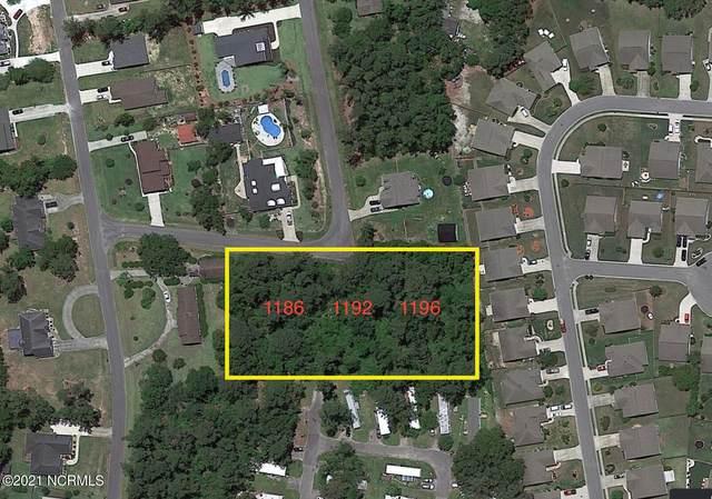 1186 Salem Drive NE, Leland, NC 28451 (MLS #100278568) :: Watermark Realty Group