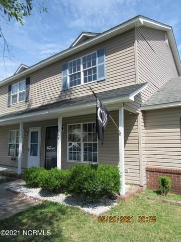 1169 W Pueblo Drive, Jacksonville, NC 28546 (MLS #100278597) :: Watermark Realty Group