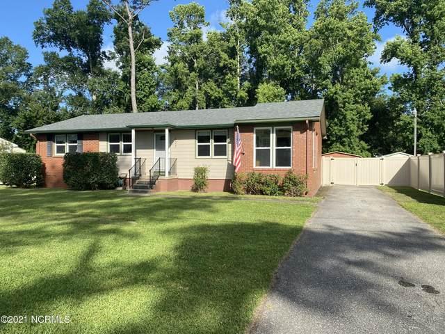 607 Seminole Trail, Jacksonville, NC 28540 (MLS #100278630) :: RE/MAX Essential