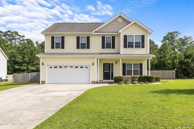 210 Bell Ridge Lane, Hubert, NC 28539 (MLS #100278633) :: Courtney Carter Homes
