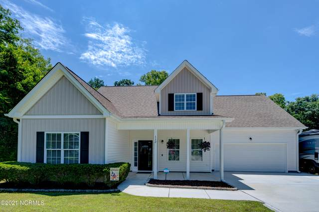 112 Kingsport Drive, Hampstead, NC 28443 (MLS #100278655) :: Courtney Carter Homes