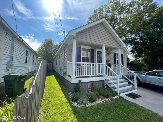 112 Magnolia Street, Wilmington, NC 28401 (MLS #100278660) :: Courtney Carter Homes