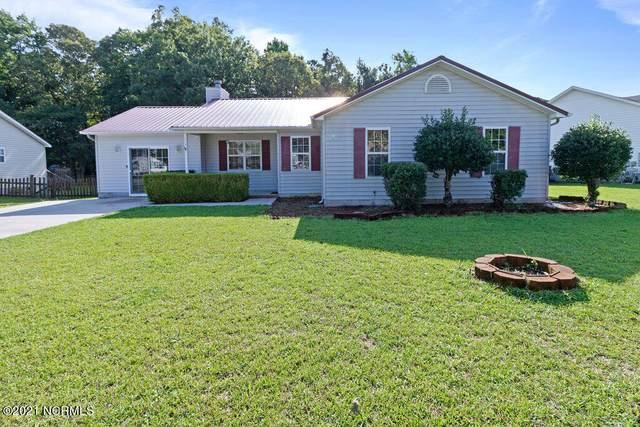 313 Eider Loop, Jacksonville, NC 28540 (MLS #100278677) :: Watermark Realty Group