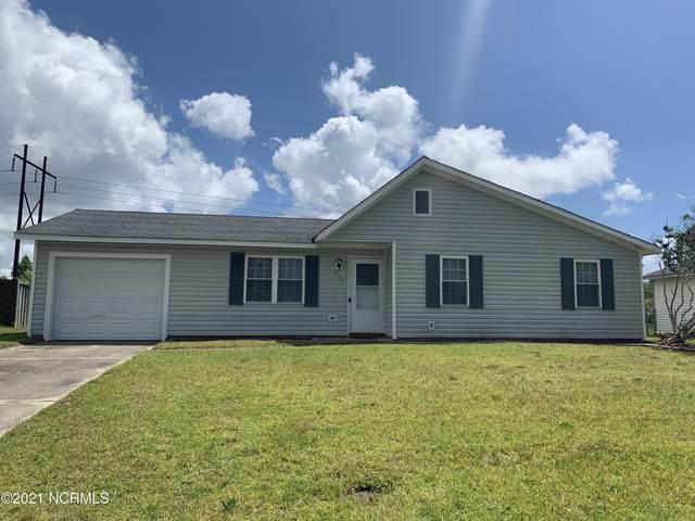 465 Hunting Green Drive, Jacksonville, NC 28546 (MLS #100278771) :: CENTURY 21 Sweyer & Associates