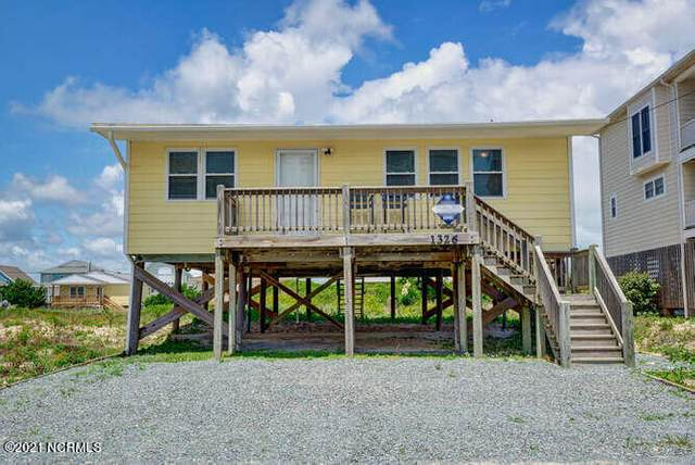 1326 Ocean Boulevard, Topsail Beach, NC 28445 (MLS #100278800) :: Great Moves Realty