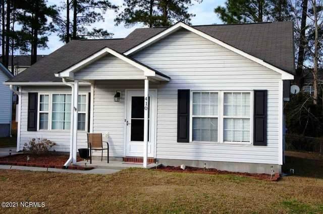 410 Somerset Cove, Jacksonville, NC 28546 (MLS #100278896) :: CENTURY 21 Sweyer & Associates