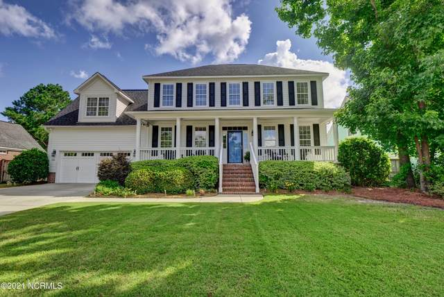 806 Blue Point Drive, Wilmington, NC 28411 (MLS #100278953) :: Holland Shepard Group