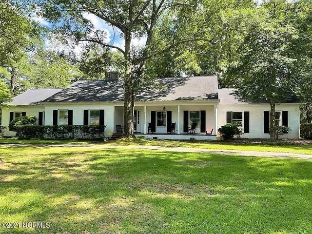 264 Mccotter Drive, Grifton, NC 28530 (MLS #100278969) :: CENTURY 21 Sweyer & Associates
