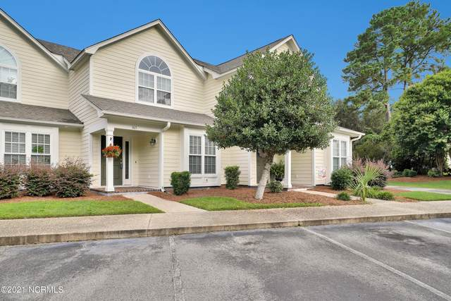 6211 Wrightsville Avenue Unit 165, Wilmington, NC 28403 (MLS #100279091) :: Courtney Carter Homes