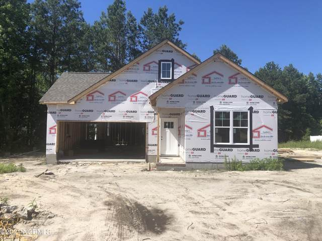 409 Old Stage Road, Richlands, NC 28574 (MLS #100279111) :: Berkshire Hathaway HomeServices Prime Properties