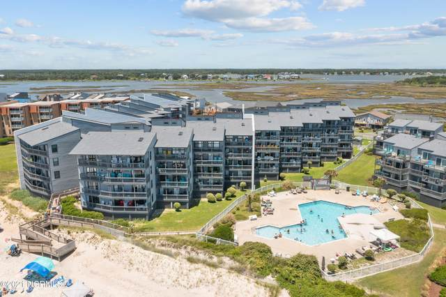 1896 New River Inlet Road #1419, North Topsail Beach, NC 28460 (MLS #100279127) :: CENTURY 21 Sweyer & Associates