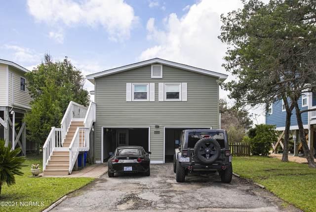 4009 E Pelican Drive, Oak Island, NC 28465 (MLS #100279189) :: The Cheek Team