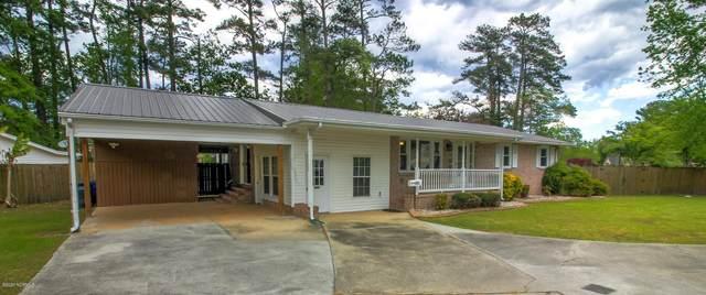 840 Gum Branch Road, Jacksonville, NC 28540 (MLS #100279245) :: Holland Shepard Group