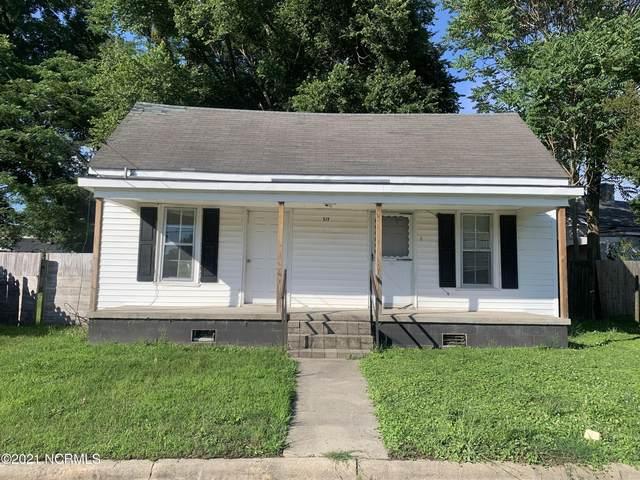 517 Jones Street S, Wilson, NC 27893 (MLS #100279284) :: CENTURY 21 Sweyer & Associates