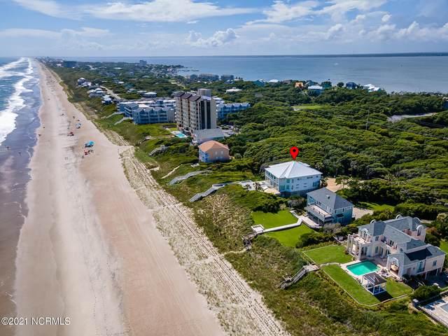 137 Sea Isle Drive, Indian Beach, NC 28512 (MLS #100279320) :: Holland Shepard Group